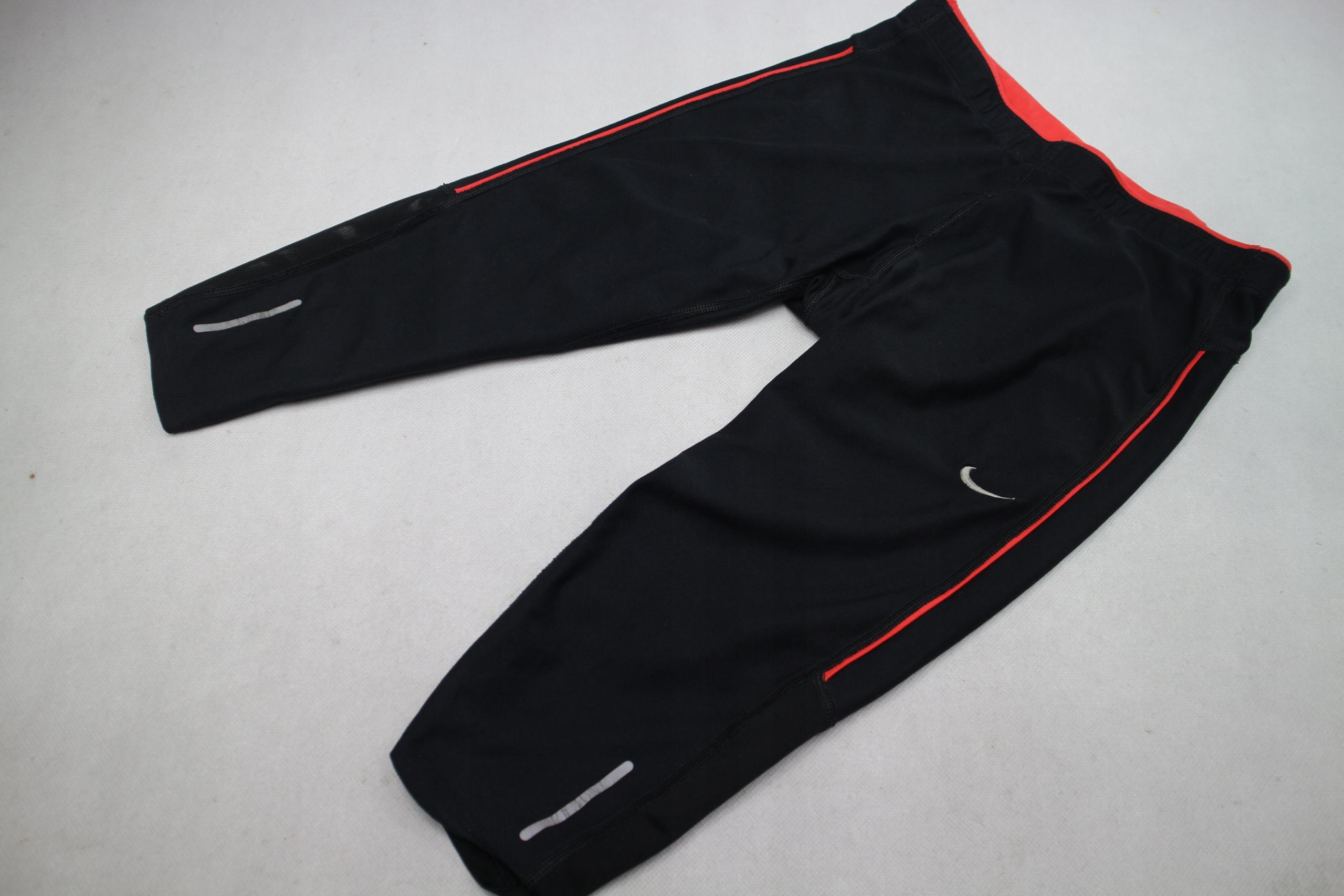 Nike Dri Fit legginsy fitness bieg S 7725355234