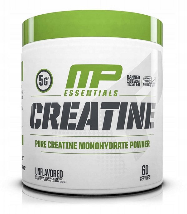 MUSCLE PHARM CREATINE 300 KREATYNA MONOHYDRAT PURE