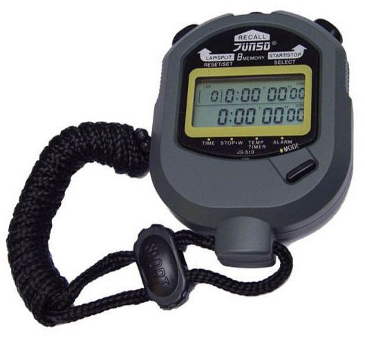 Stoper JS-510 8 czasów