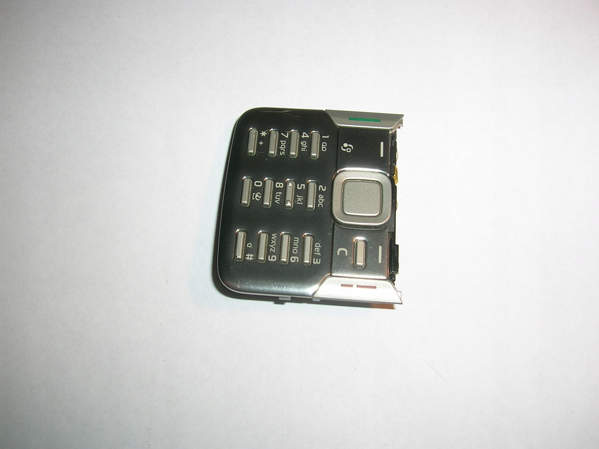 Płytka klawiatury Klawiatura Nokia N82 Oryg.
