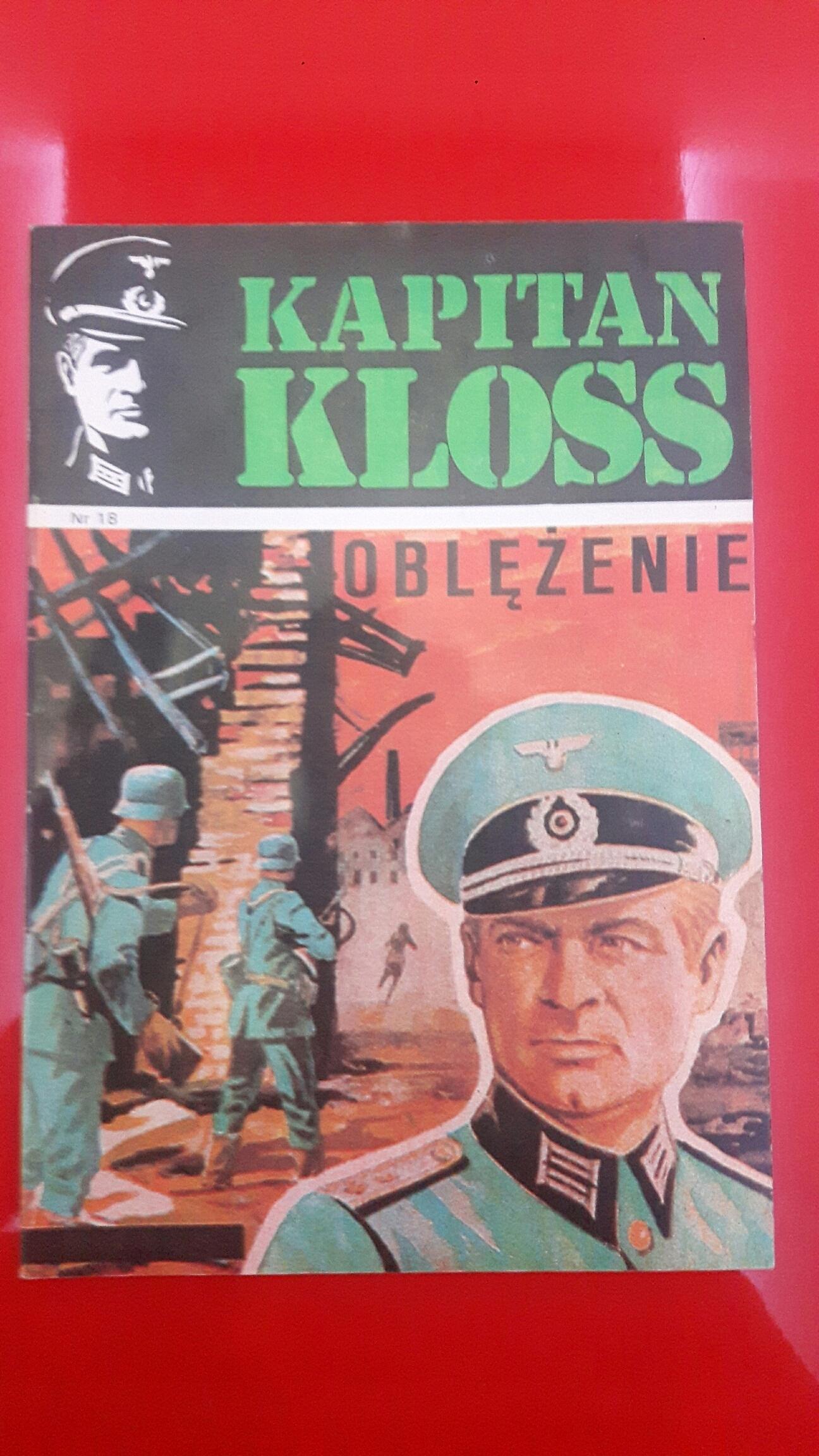 KLOSS - OBLĘŻENIE NR 18 ROK 1988