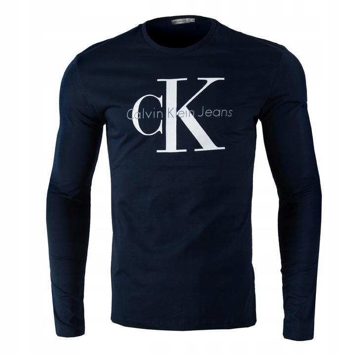 Calvin Klein Jeans Rozmiar L Koszulka Bluza Long
