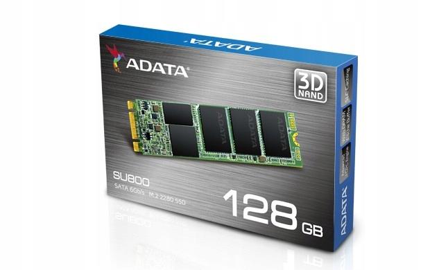 ADATA SU800 128 GB DYSK SSD M.2 2280 560MBs 3DNAND