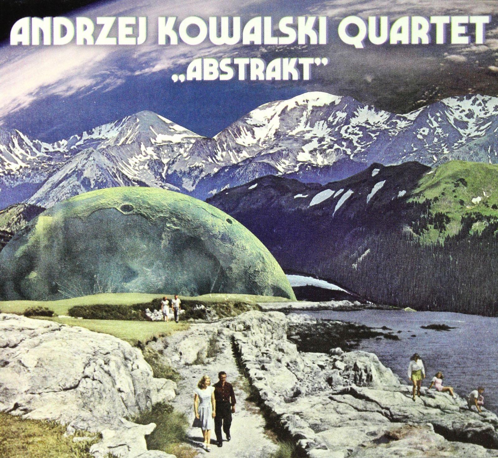 ANDRZEJ KOWALSKI QUARTET: ABSTRAKT [CD]