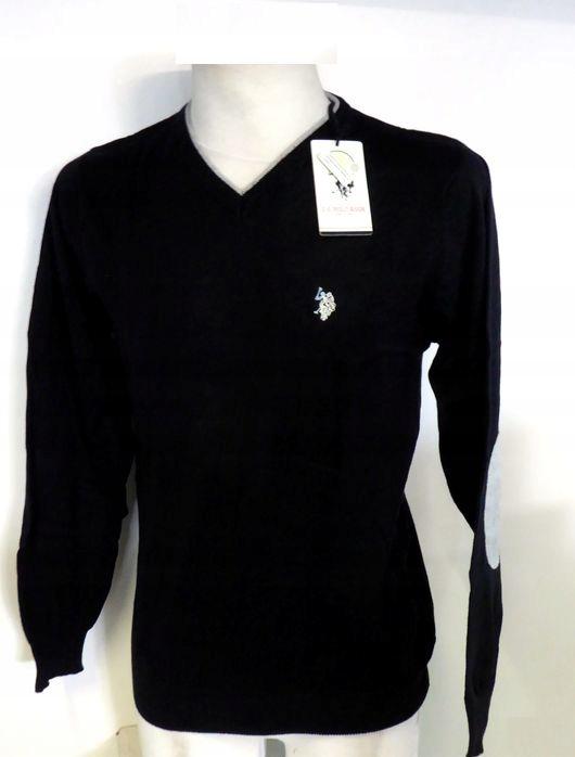 U.S. Polo Assn. 51989 Sweter Pulower Bawełna XL
