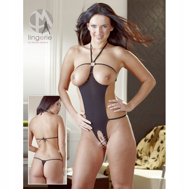 Sexy otwarte Body S-L , Mandy Mystery lingerie