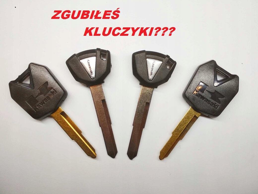 KAWASAKI Z 750 Z 800 Z 900 kluczyk + KOMPUTER