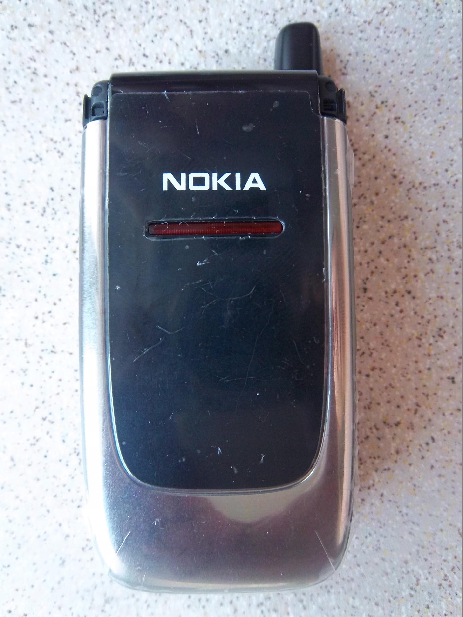Nowa obudowa Nokia 6060 (zamiennik)