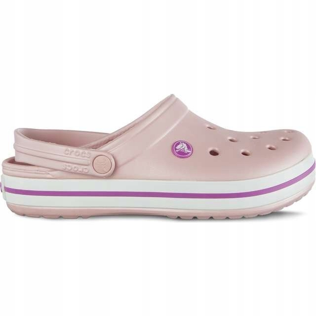 Buty Crocs Crocband Pearl Pink Wild Orhid M7 39/40