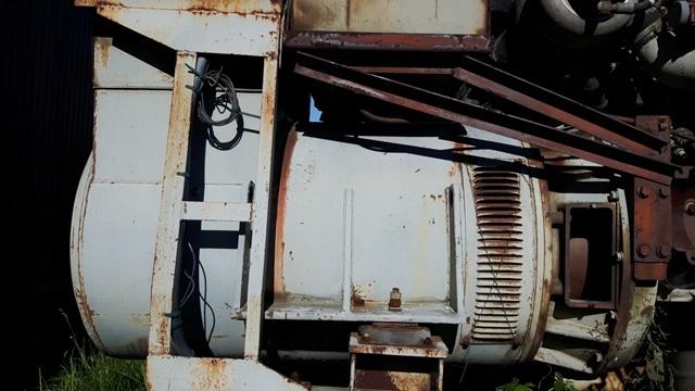 W Ultra Prądnica do agregatu prądotwórczego 200kw 250 kVa - 6837132065 AM28