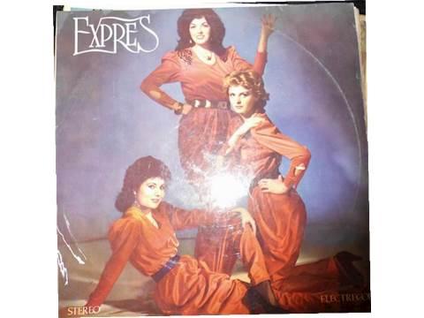 Expres - Trio Expres BARDZO DOBRY/VG st ede 0