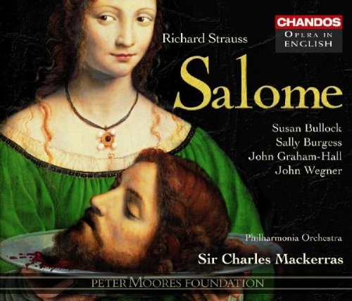 CD Strauss, R. - Salome Charles Mackerras