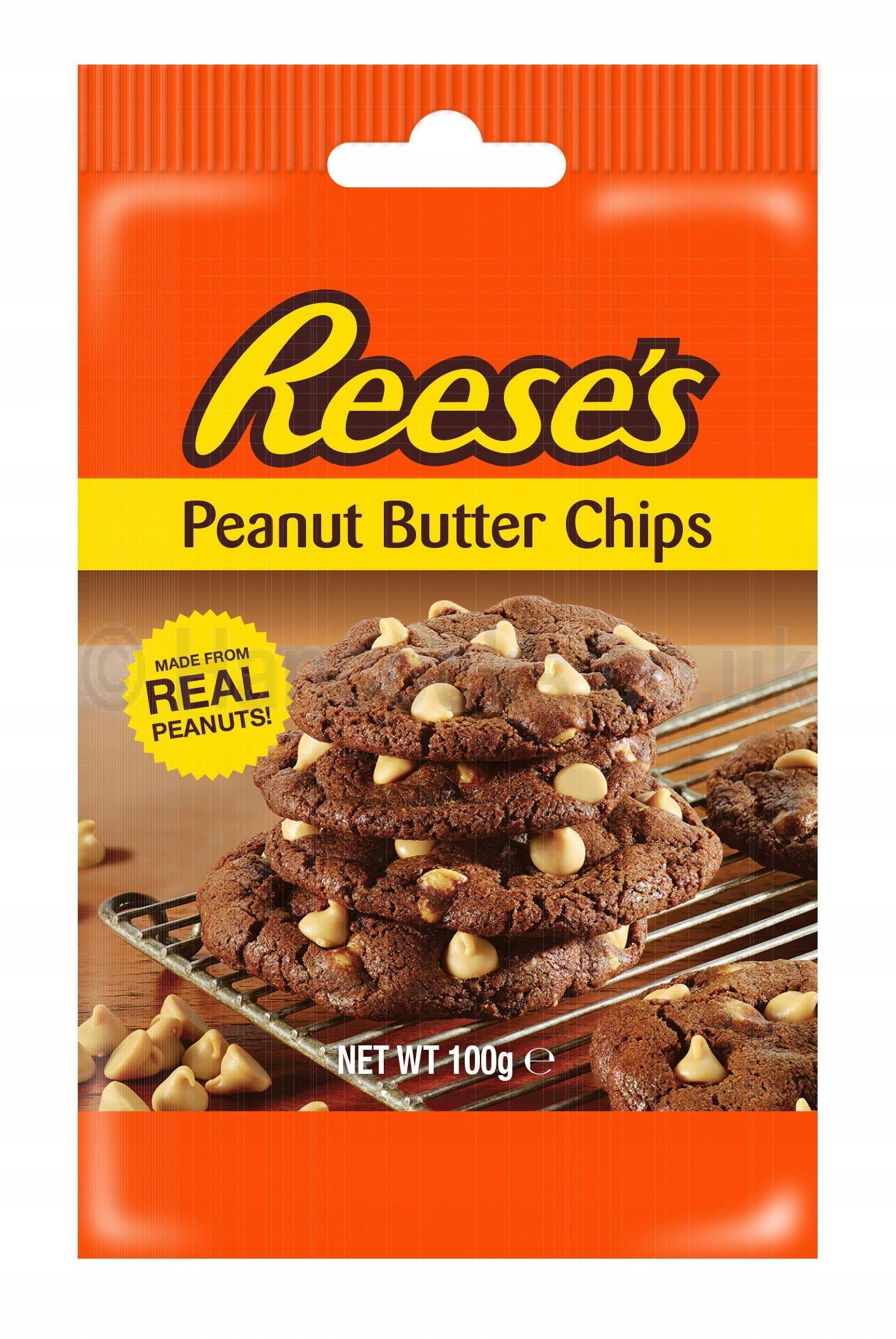 Reese's Peanut Butter Baking Chips 100g