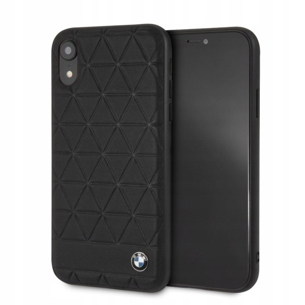 BMW Etui hardcase BMHCI61MBC iPhone Xr Hexagon cza