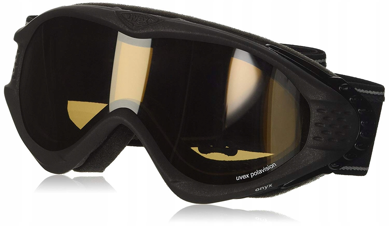 UVEX gogle narciarskie roz. 2 polaryzacja 35-E