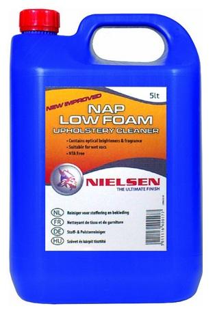 NIELSEN Low Foam 5L środek do prania tapicerki