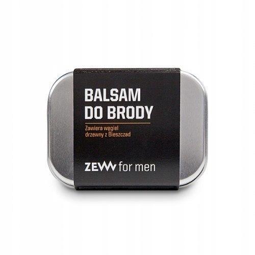 ZEW Balsam do brody z węglem drzewnym 80ml