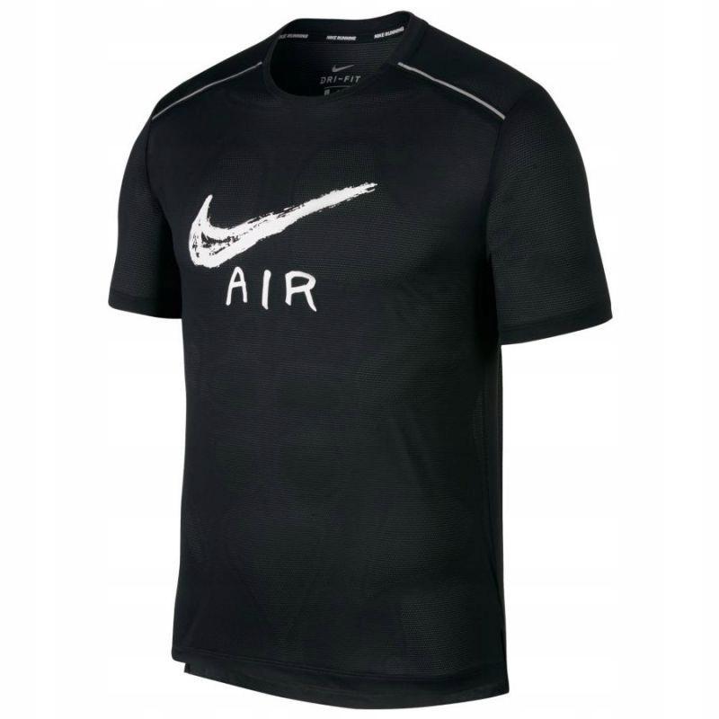 Koszulka biegowa Nike Miler Cool Ss Gx Hbr L
