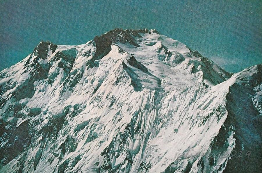 PAKISTAn - Rakaposhi ( 7788 m )