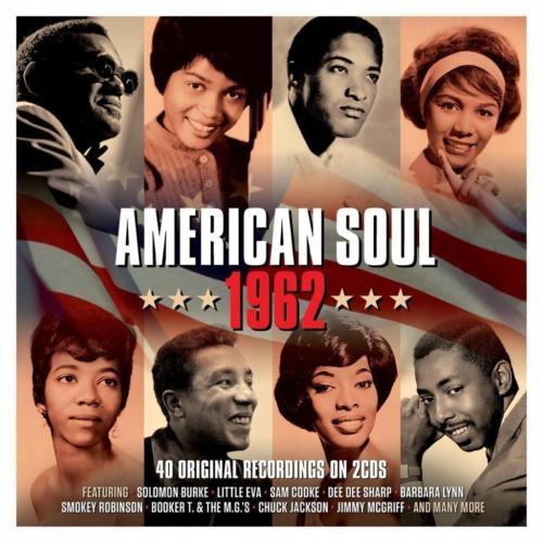 CD V/A - American Soul 1962