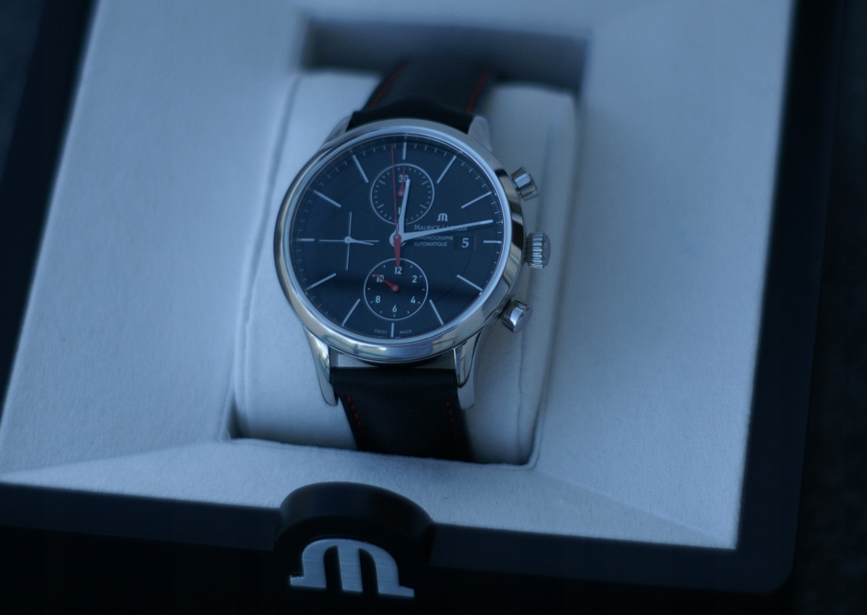 Chronograph Maurice Lacroix LC6058-SS001-332-1