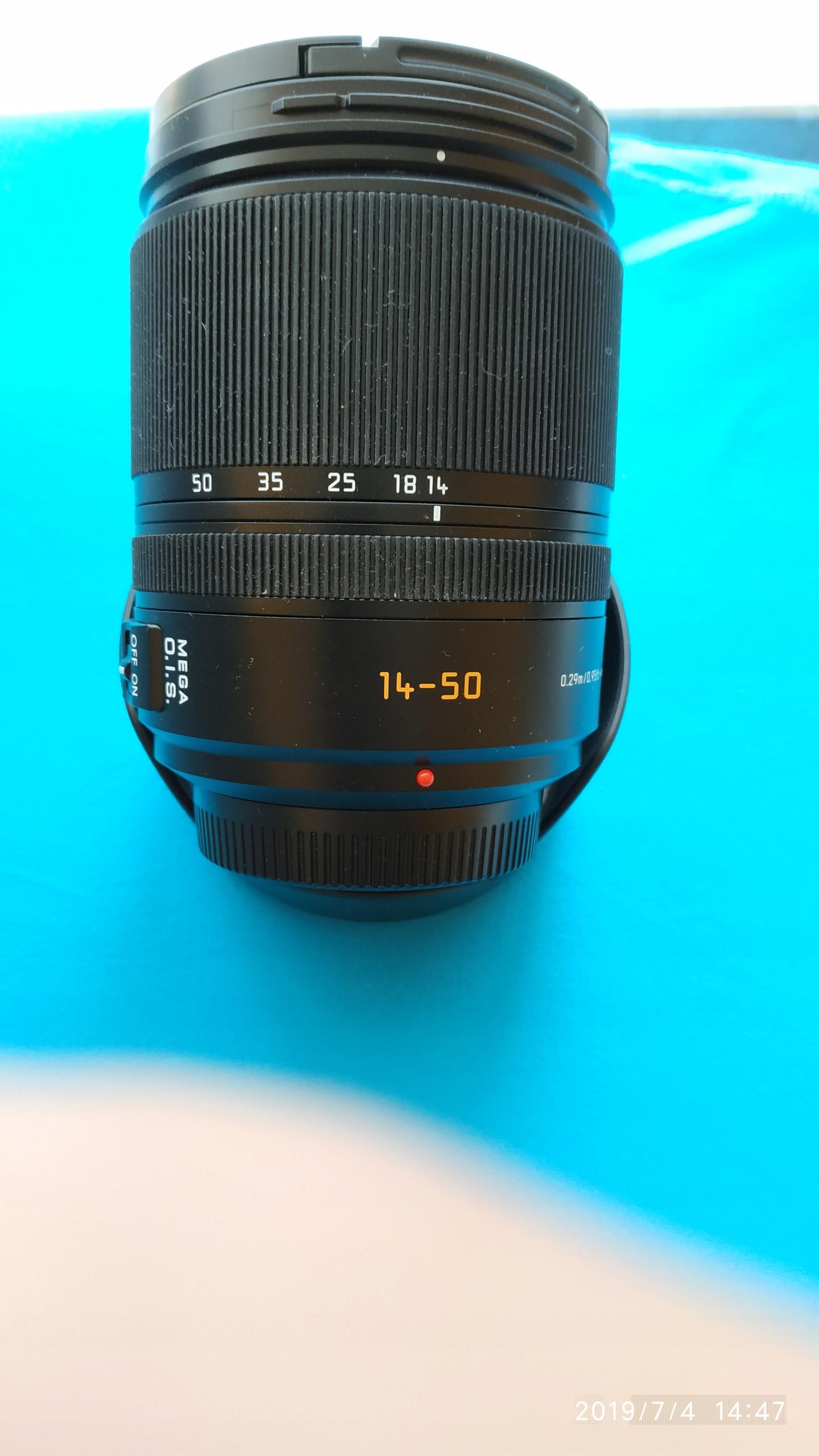 Panasonic -LEICA 14-50/3.8-5.6 AFS OIS(!!)