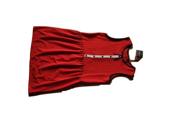 NEXT SUKNIA SUKIENKA CZERWONA RED 140 cm 10 L WPL