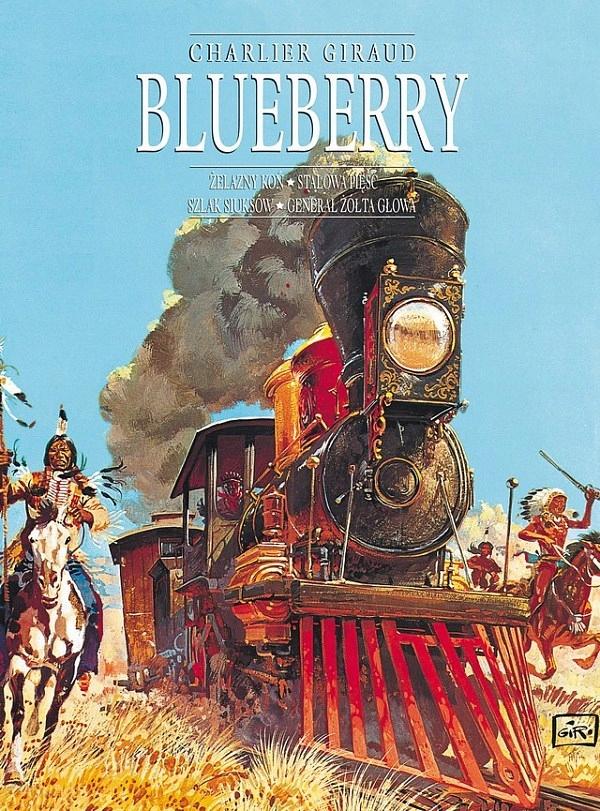 Blueberry tom 2 Giraud nowy folia