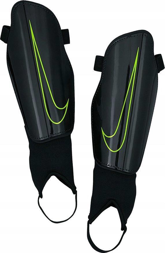 Nike Nagolenniki Charge 2.0 czarne M