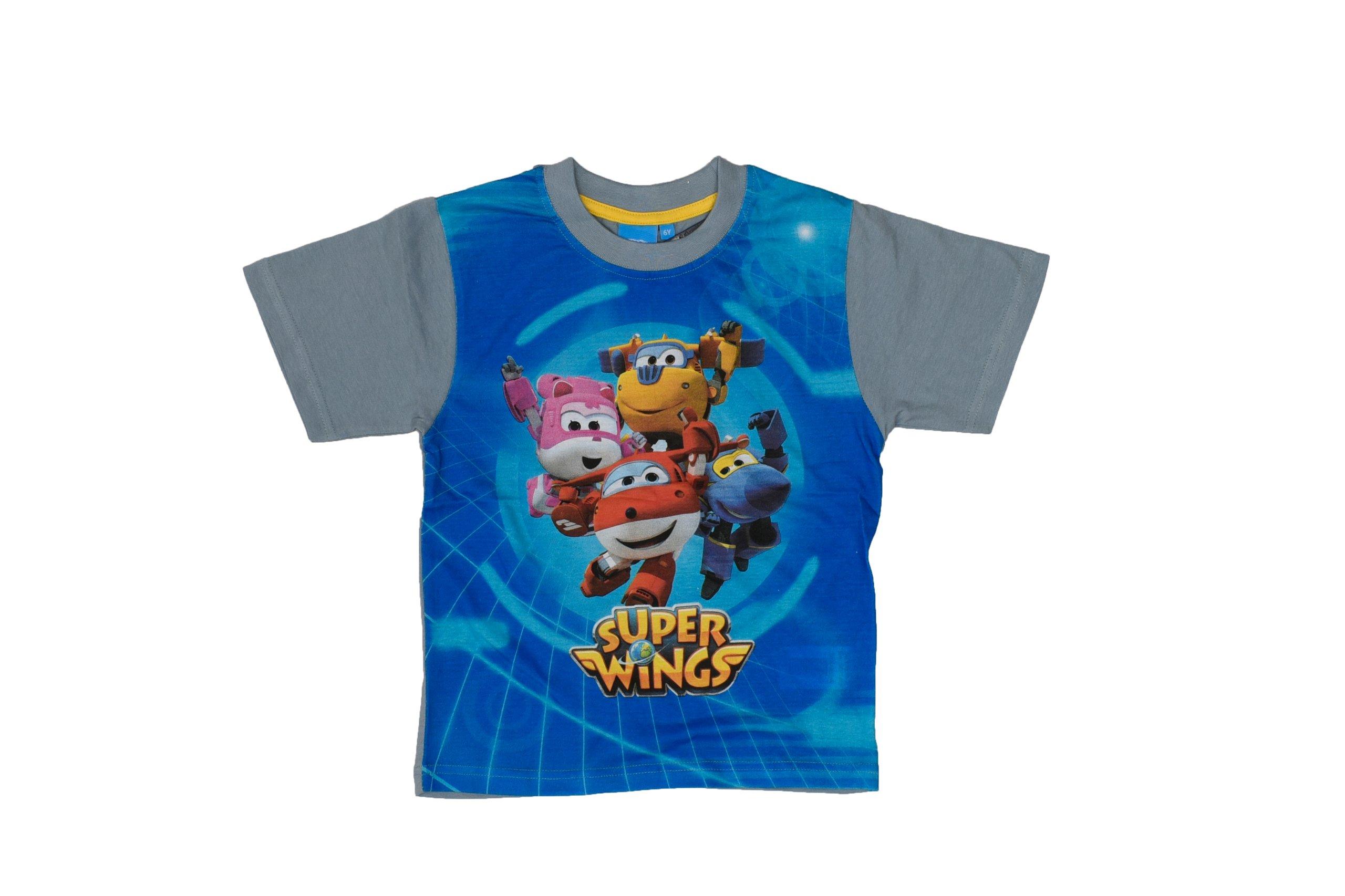 Koszulka T-shirt SUPER WINGS Dżetek Lotek 92 2 l