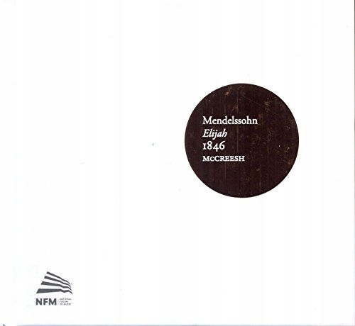 CD Mendelssohn-Bartholdy, F. - Elijah Paul Mccrees