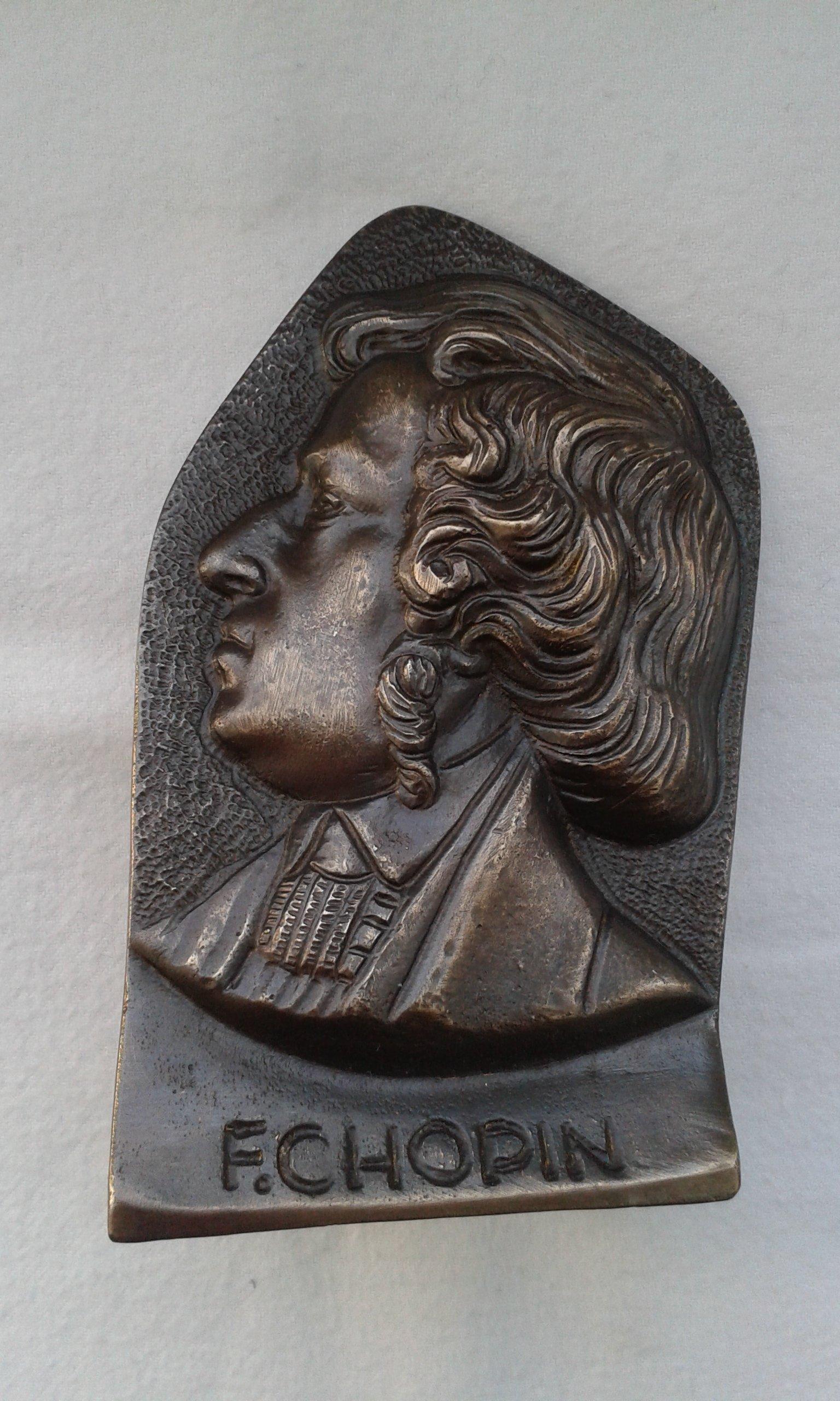 Plakieta F. Chopin