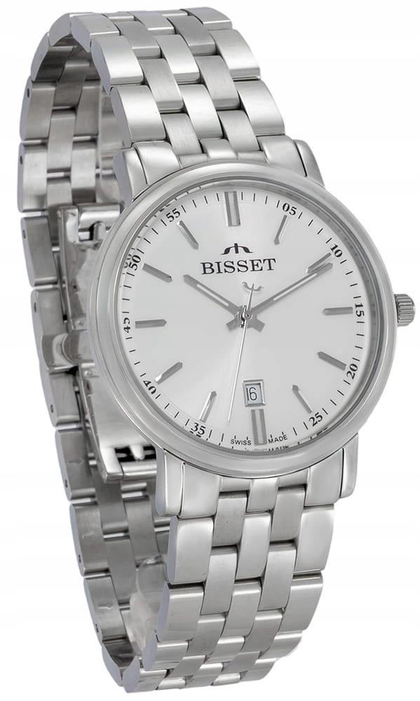 Zegarek Bisset - BSDC96SISX-Wyprzedaż 2L G