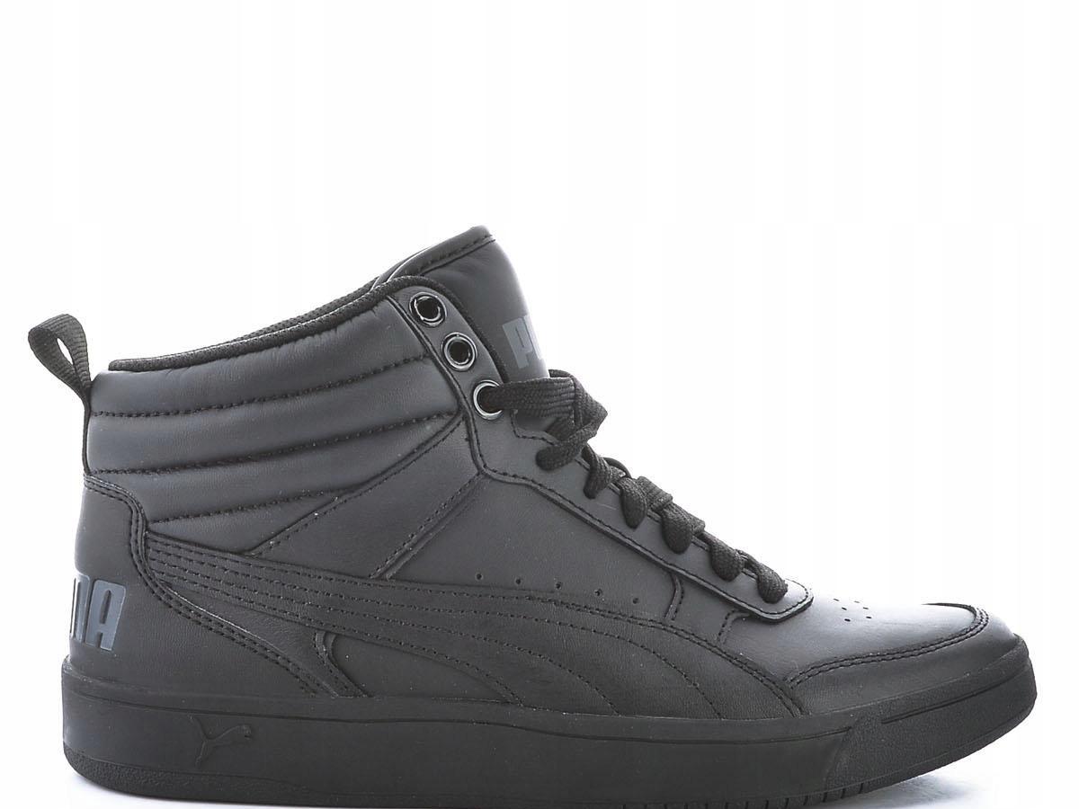 Buty PUMA REBOUND Młodzieżowe (363913-01) 38|5