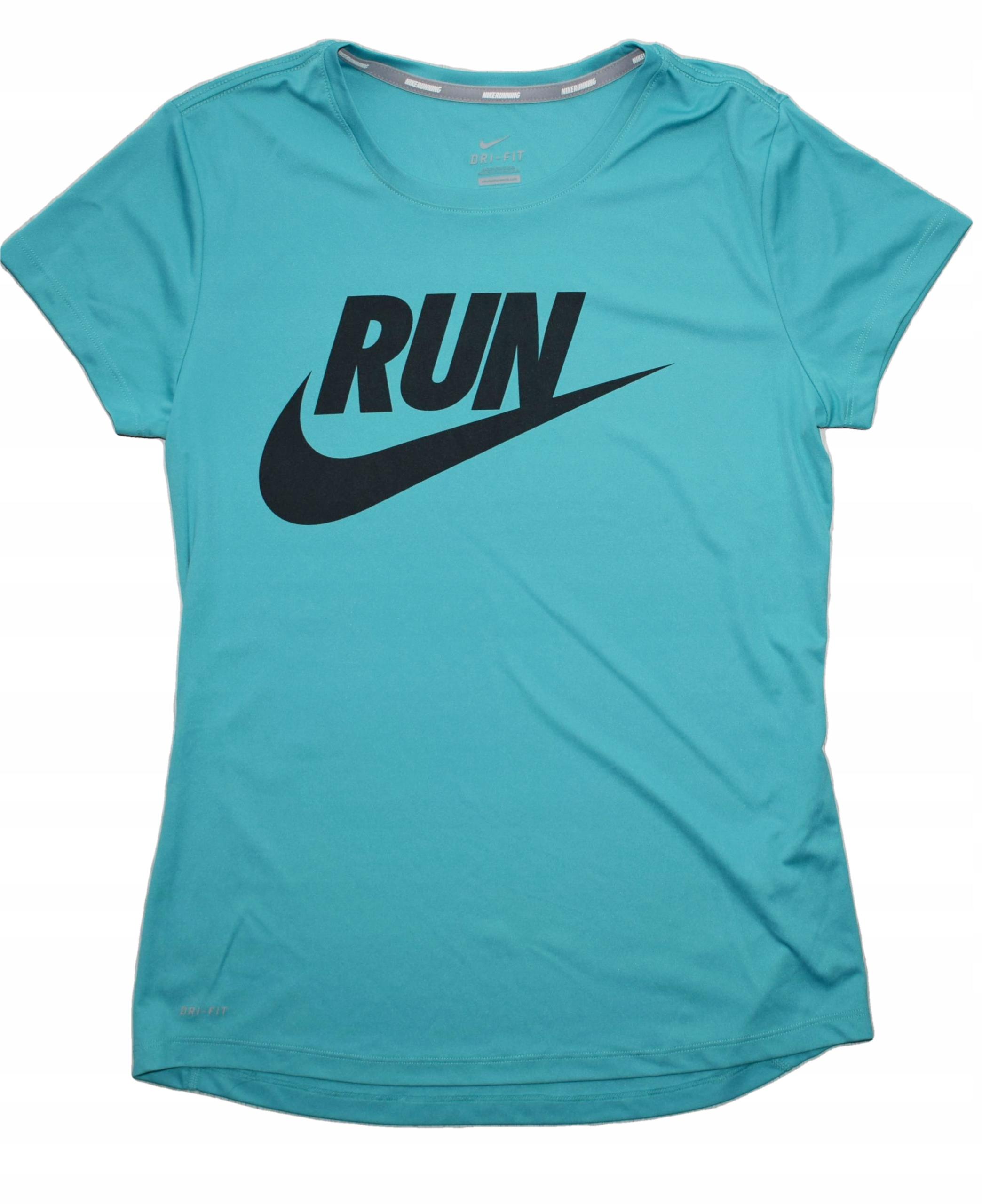 Nike Running RUN M jak NOWA koszulka do biegania