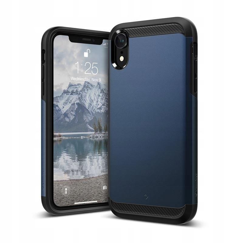 Caseology Legion Case - Etui iPhone XR (Blue)
