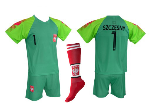 szczesny-polska-116+getry nowosc wysylka-24