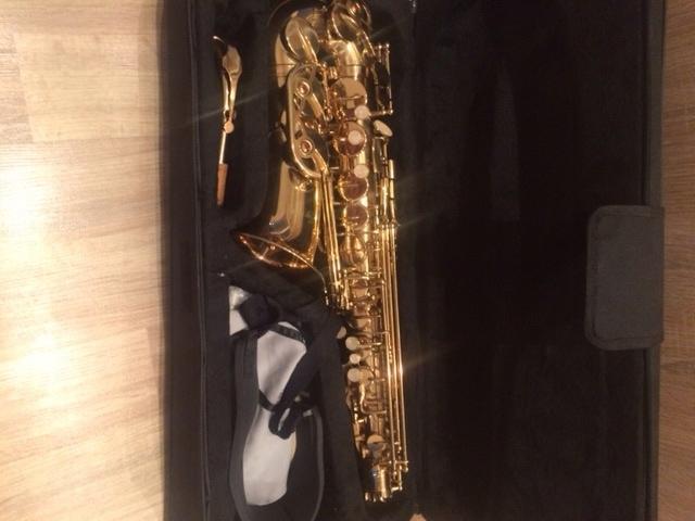 Saksofon altowy ever play