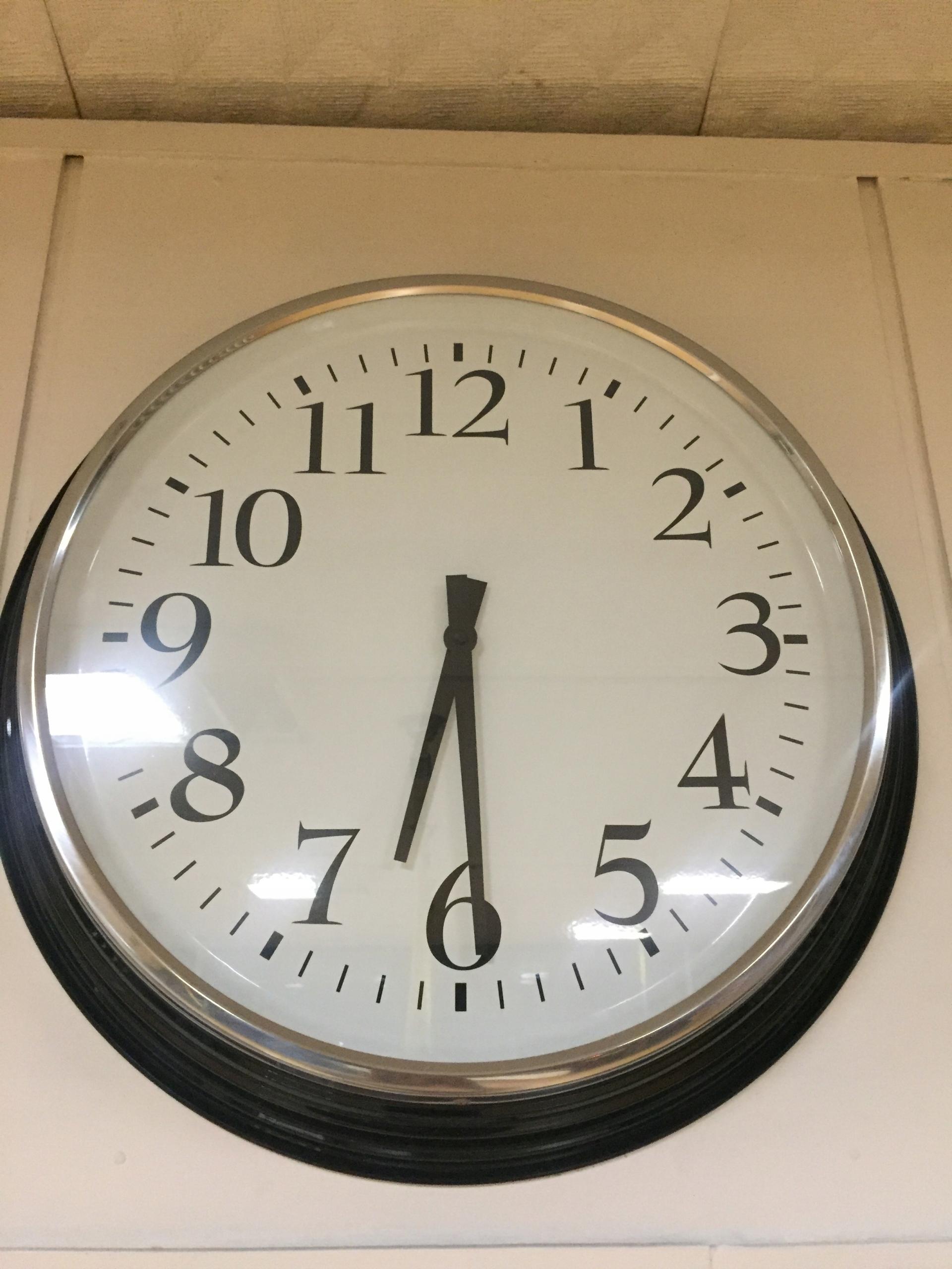 Zegar ścienny Ikea Bravur 7718012217 Oficjalne Archiwum