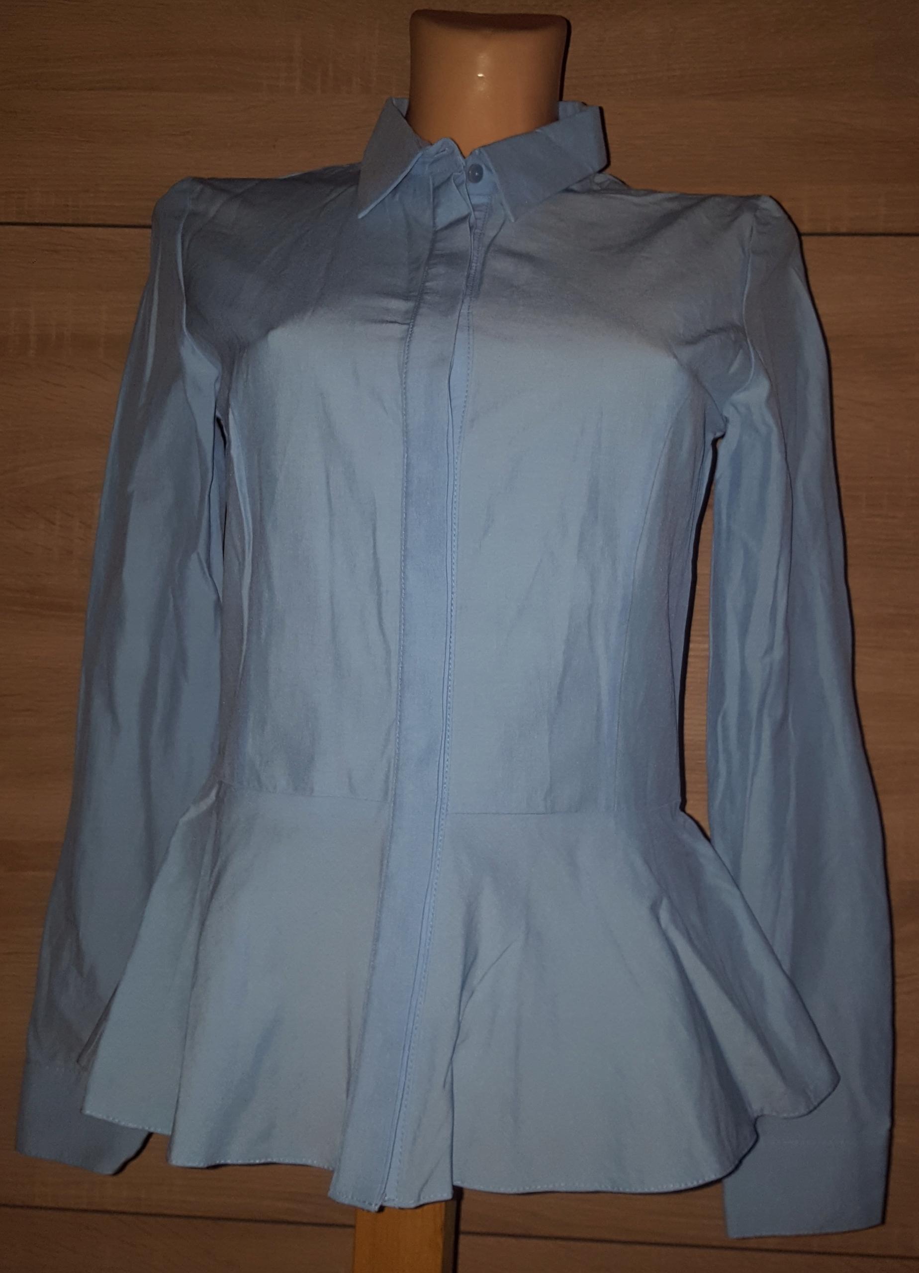 Bluzka damska koszulowa PERSO rozmiar 36.