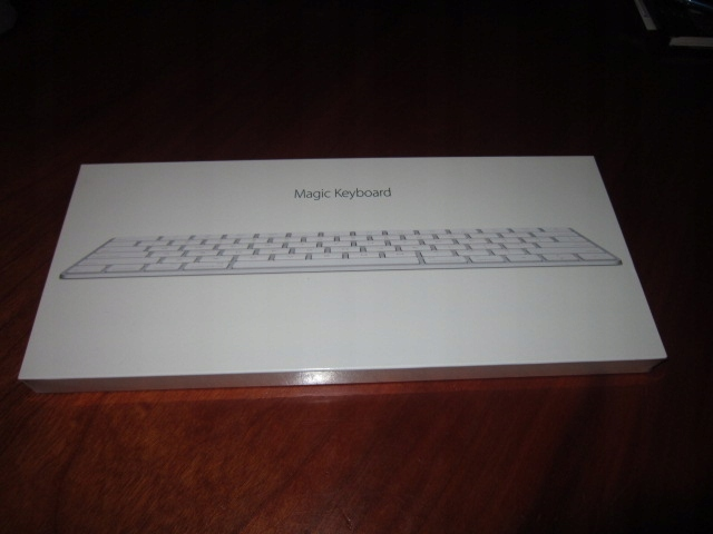 Apple Magic Keyboard - MLA22 - NOWA - Tanio