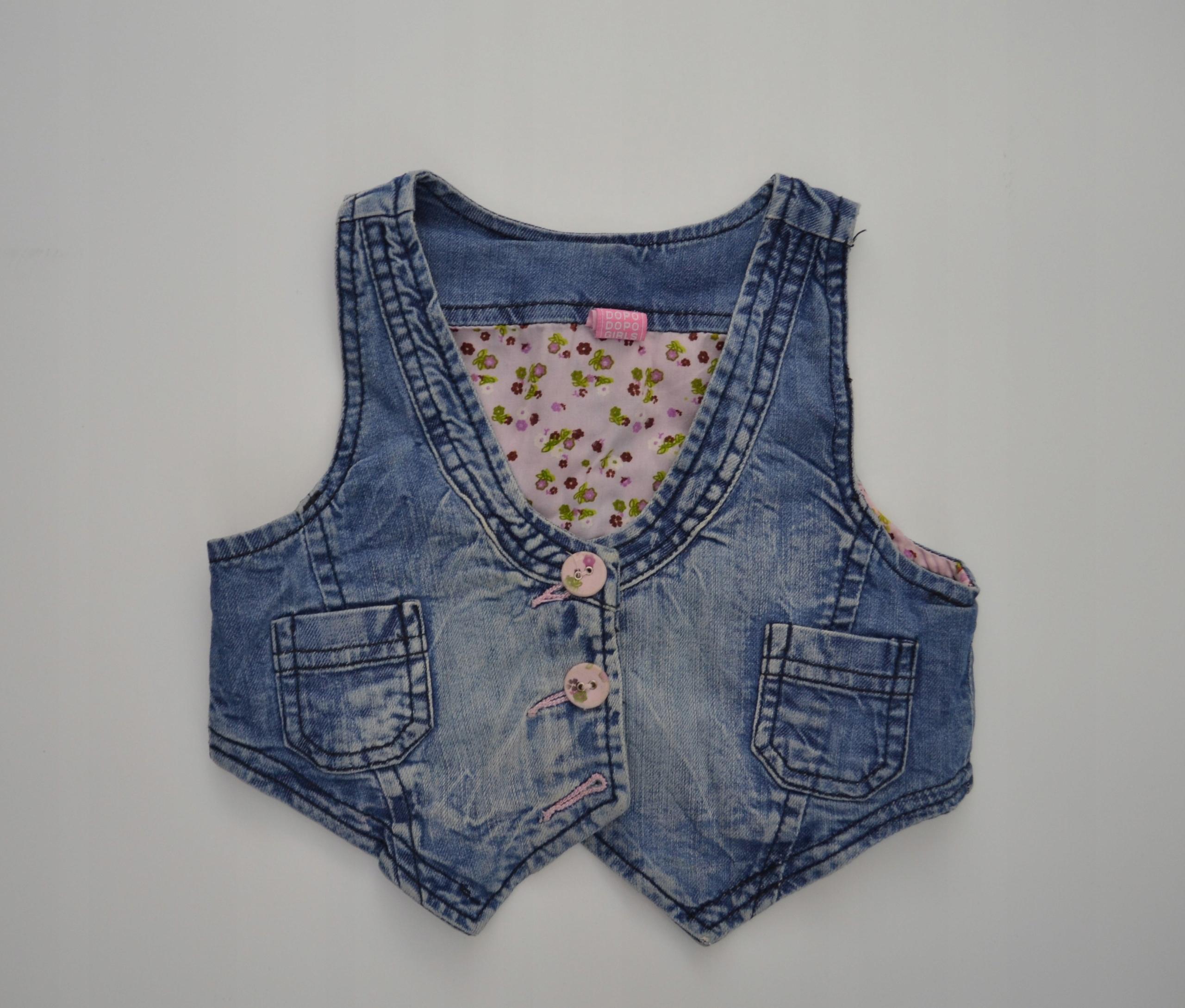 Kamizelka Jeans 110