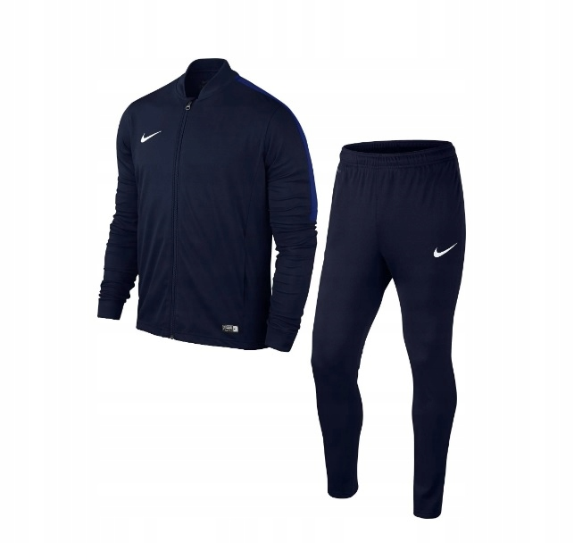 Nike 808757 Dres Męski Komplet Sportowy Granat XL