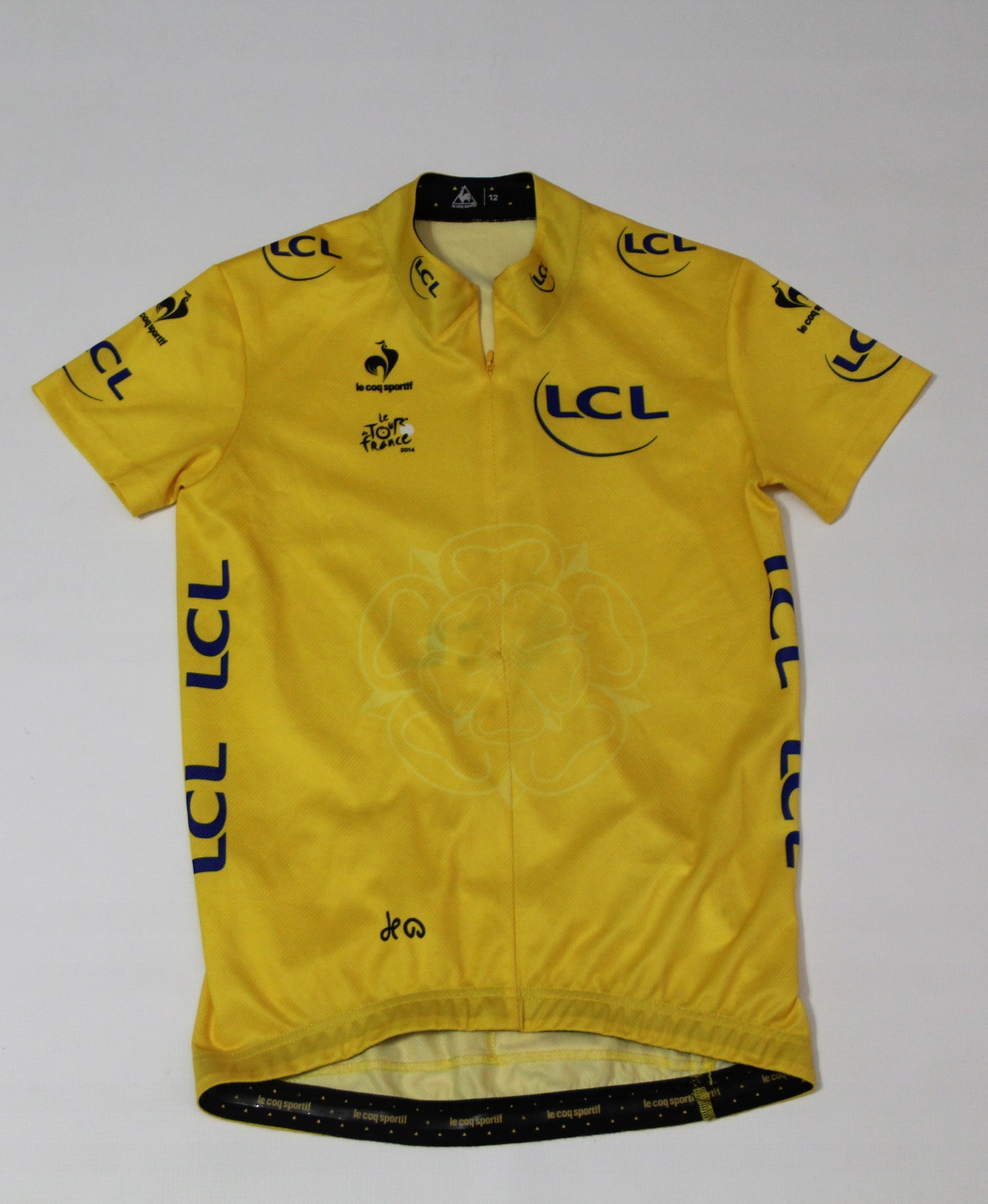 Koszulka Rowerowa Lee Coq Sportif Le Tour France