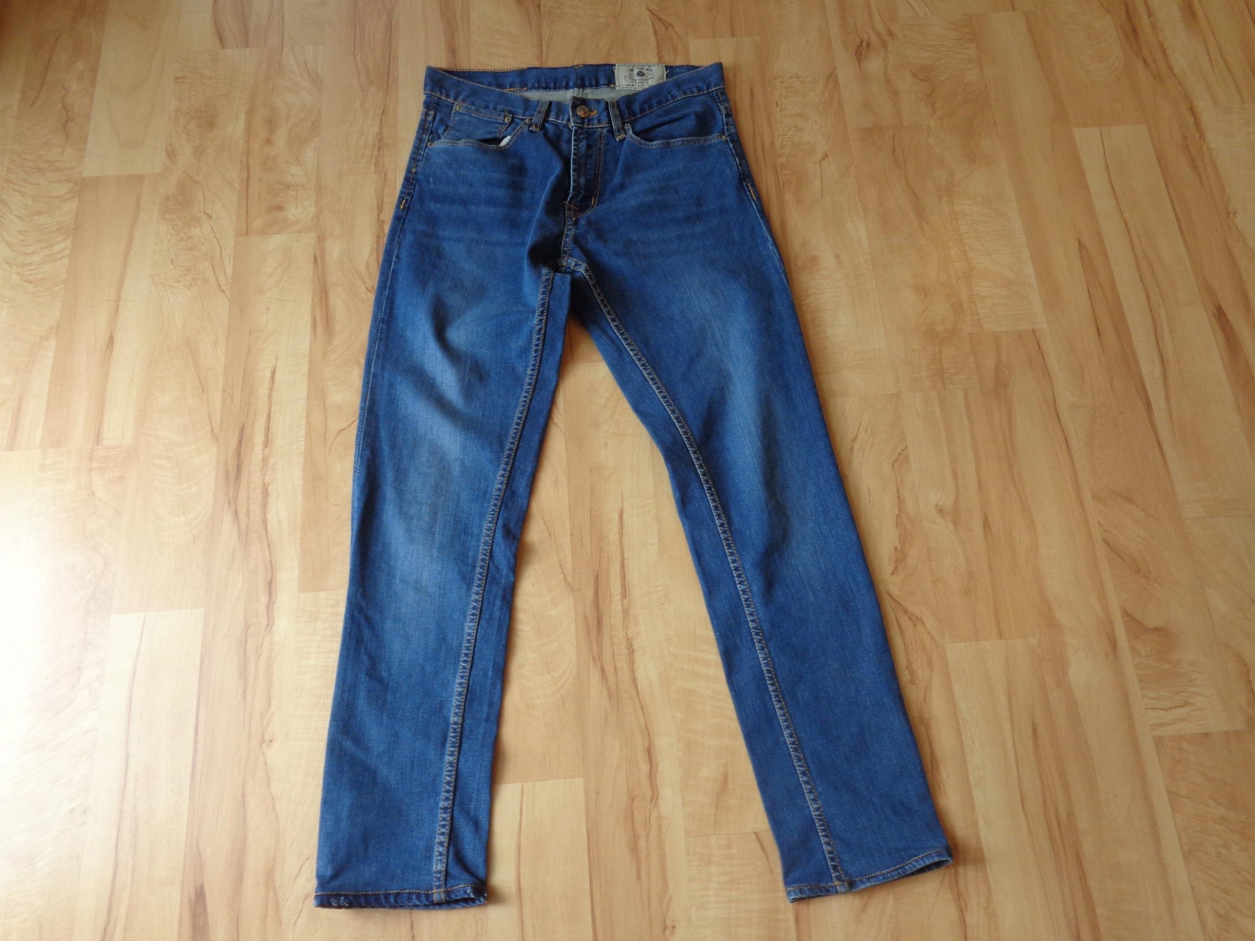 Spodnie ZARA MAN rozmiar 31