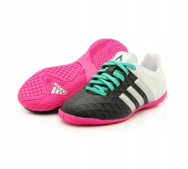 gorące wyprzedaże informacje o wersji na ekskluzywne oferty Buty halówki Adidas ACE 15.4 IN J rozm. 35 AF5043 ...