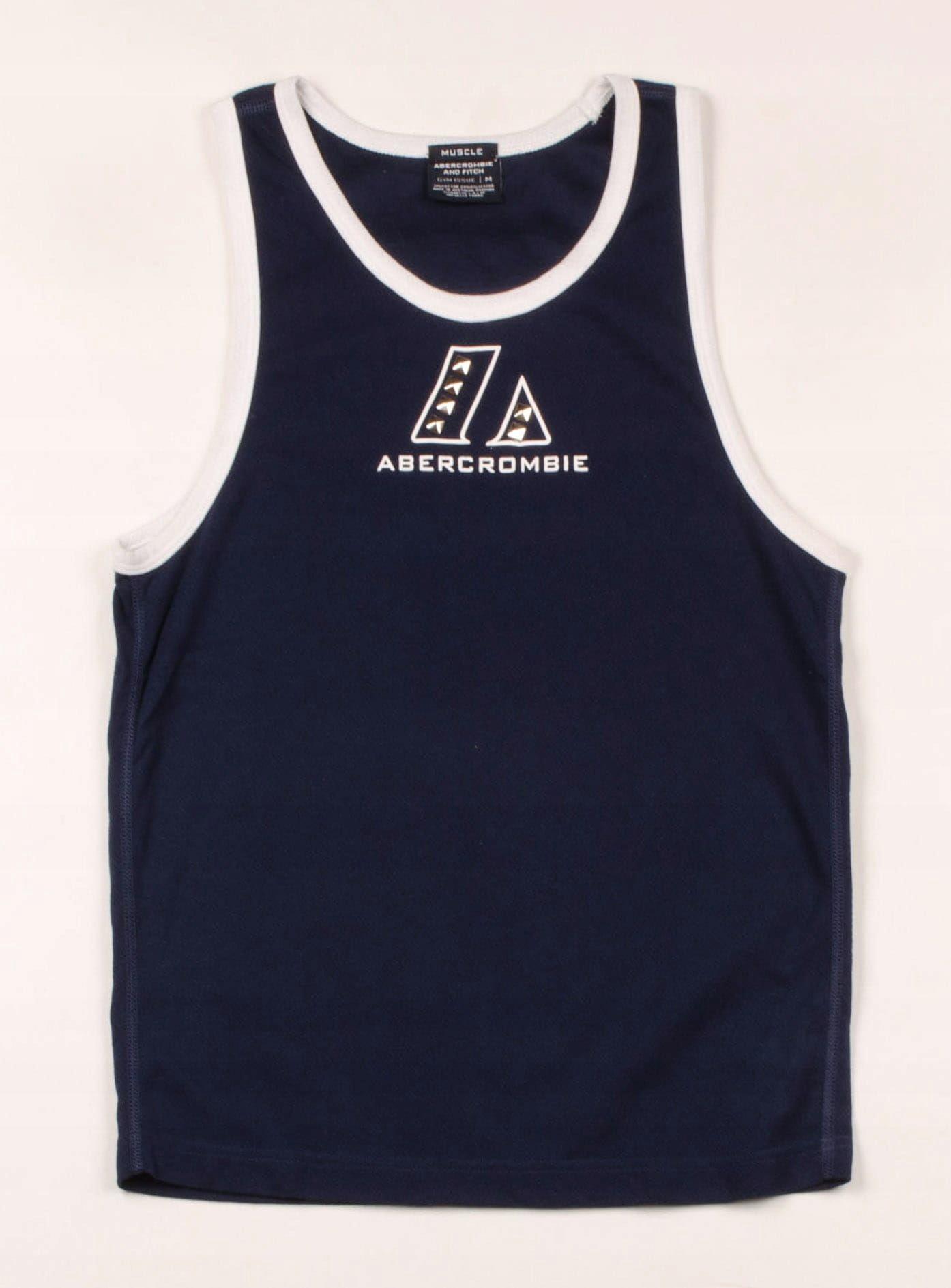 35194 Abercrombie Koszulka ramiączka Męska M