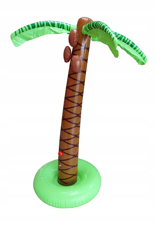 Dmuchana palma FONTANNA Zraszacz 155cm