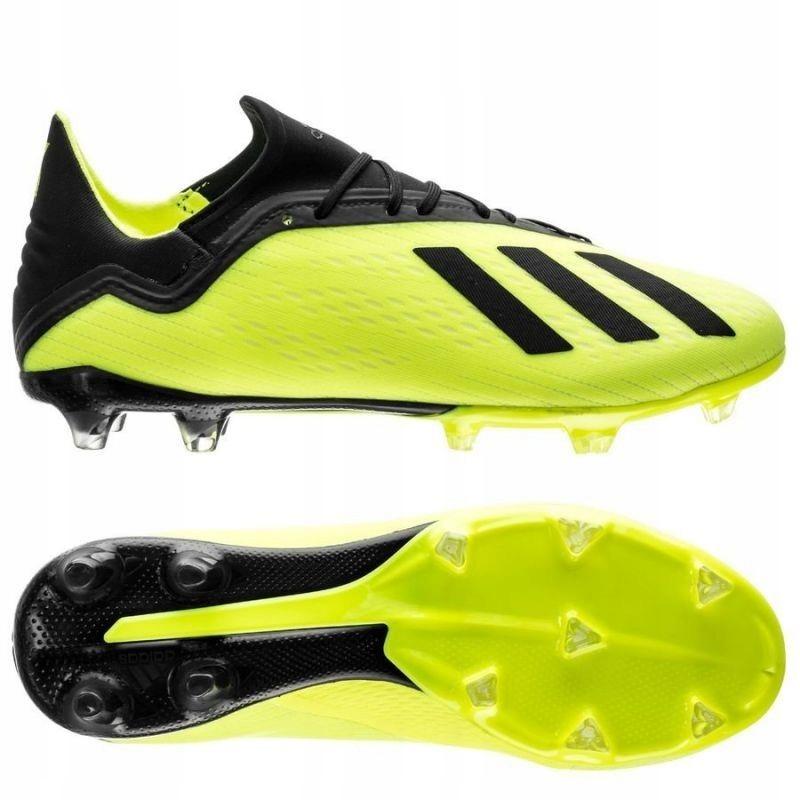 Buty piłkarskie adidas X 18.2 FG M DB2180 - 40