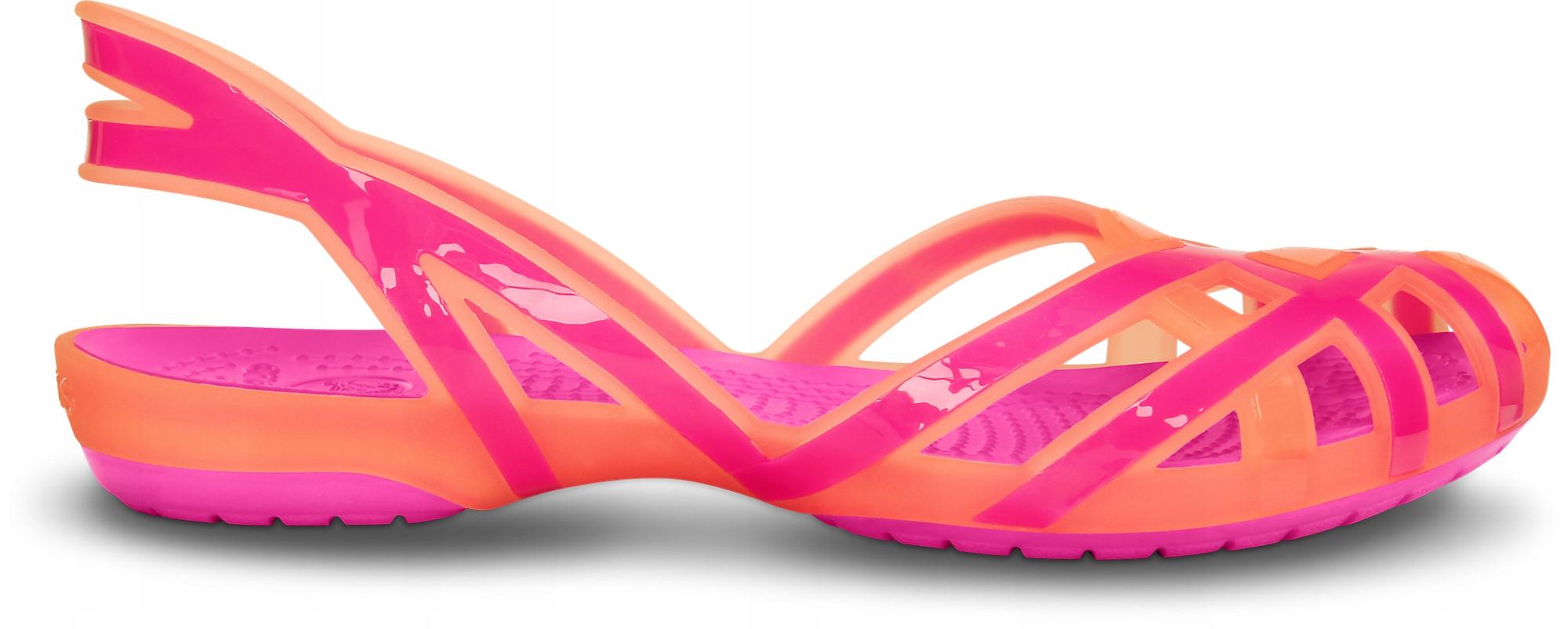 Damskie sandały Huarache slingback różowe 36-37 J4